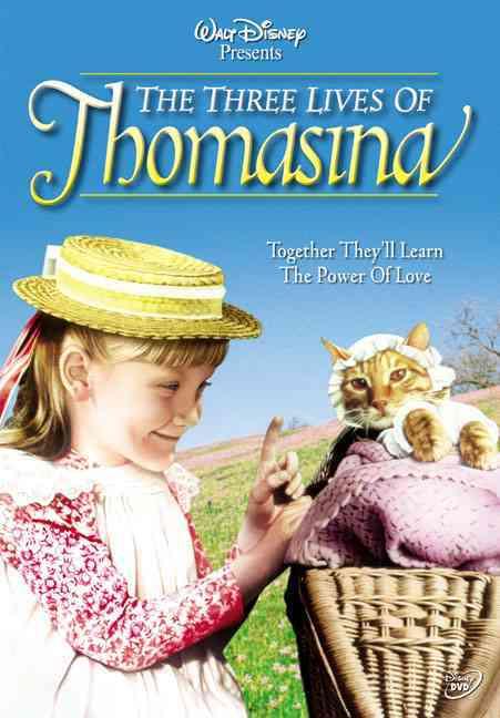 THREE LIVES OF THOMASINA BY MCGOOHAN,PATRICK (DVD)
